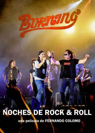 Noches de rock & roll - portada
