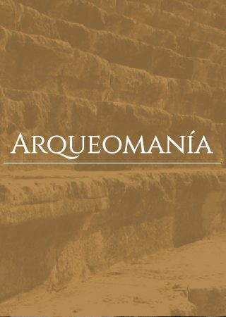 Arqueonomia - Portada