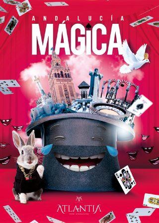 Andalucia Magica - portada