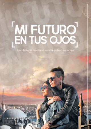 Mi futuro en tus ojos - portada