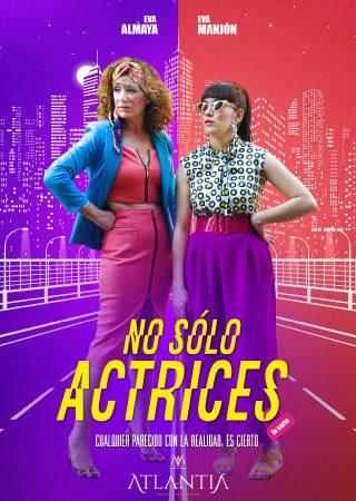 No solo actrices - portada