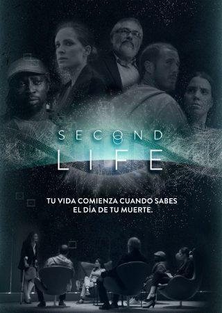 Second life - portada